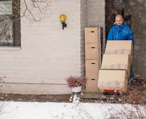Winter Moving Tips Checklist