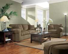 A Go To Green Grland Sherwin Williams 6163 This Is Pretty Soft Sage It S Rich And Subtle Not Too Overing