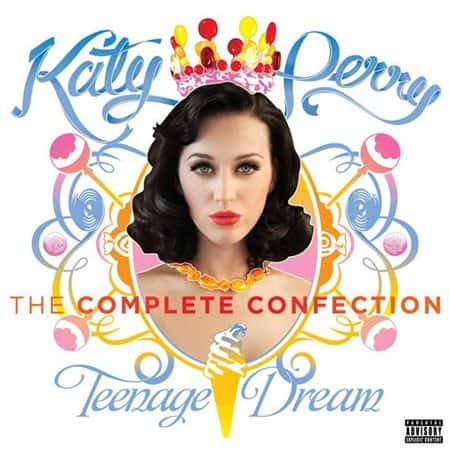 Firework by Katy Perry for your moving playlist